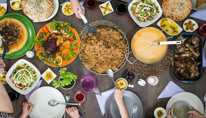 Things to Do at Dubai Food Festival 2021