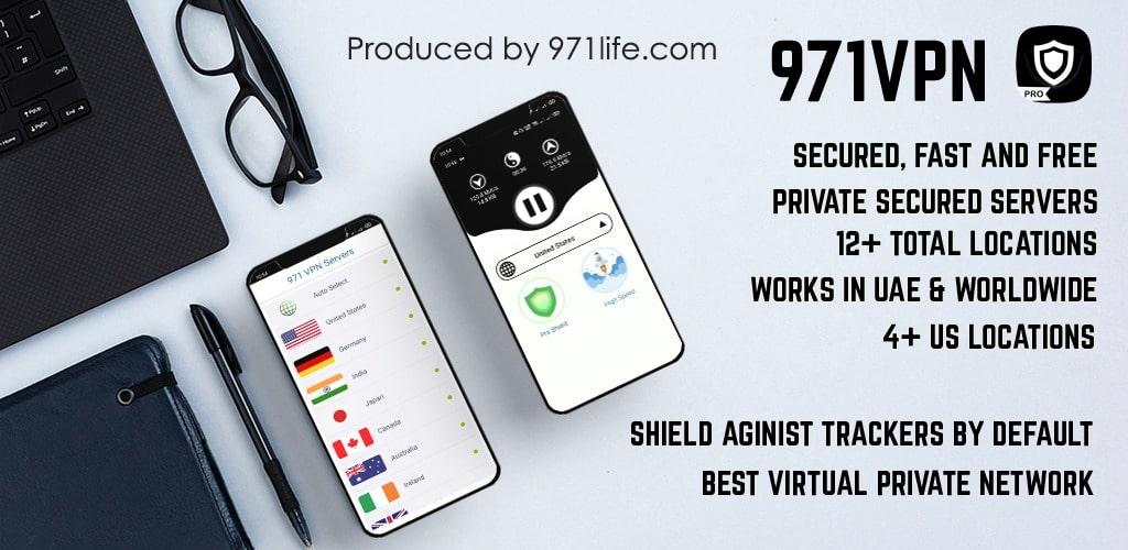 Fastest & Secured VPN UAE