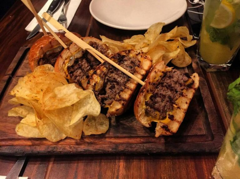 Nusr-Et Steakhouse Dubai