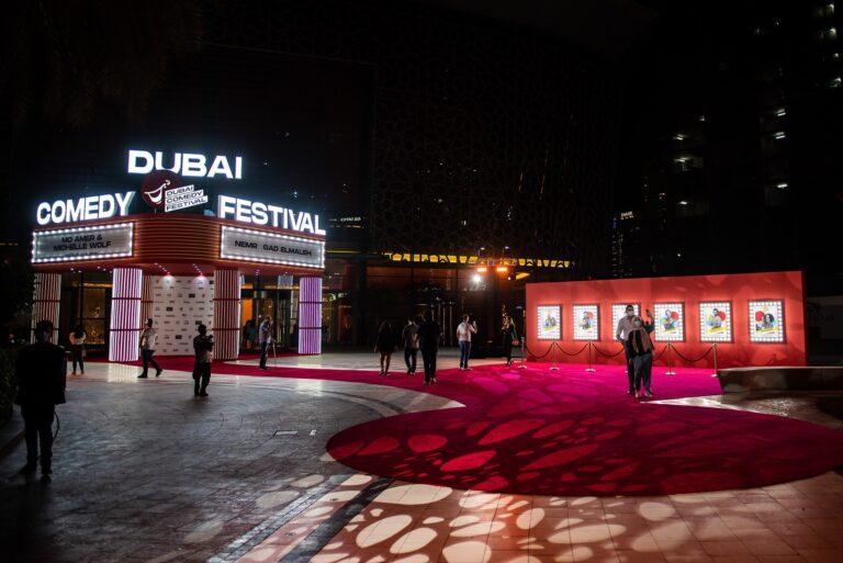 Dubai Comedy Festival