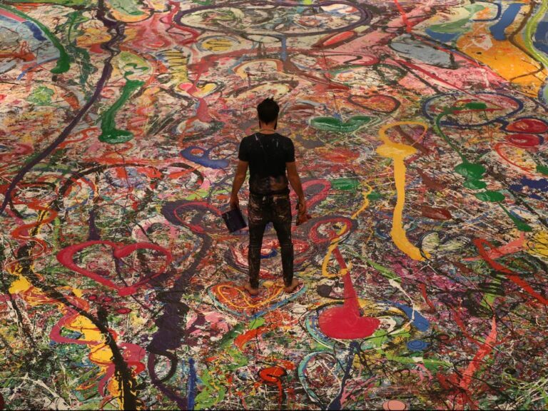 world's largest painting