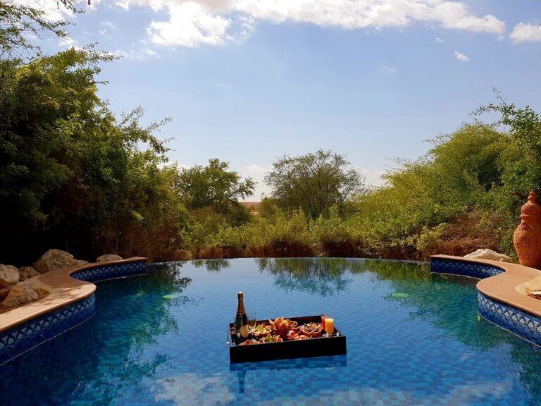 Dubai hotels with private pools