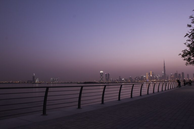 Take a Walk or Go for a Run in Dubai