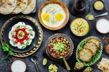 best suhoor meals in Dubai